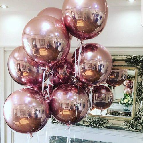 Orbz foliniai balionai