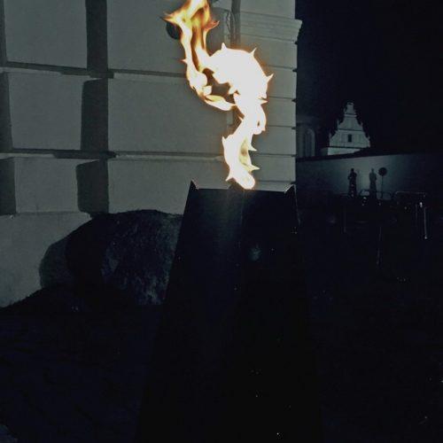 ugnies deglai