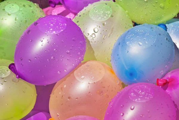 Vandens balionų rinkinys