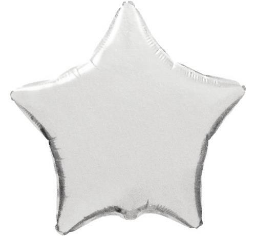 Sidabrinė folinė žvaigždė