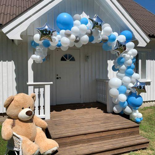 Dekoravimas balionais